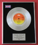FREDDIE MERCURY - Love Kills Platinum Single Presentation Disc